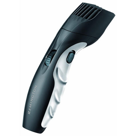 Remington Mains Rechargeable Beard Trimmer | Cord-Cordless Use | Storage Bag | MB320C Thumbnail 2