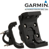 Garmin Bike Handlebar Mount Bracket | Bicycle Holder | For GPSMAP 276Cx_Monterra | Black