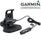 Garmin Portable Friction Dash Mount Kit with Speaker | For GPSMAP 276Cx & Monterra