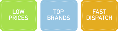 Low Prices Top Brands Fast Dispatch