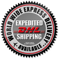 World Wide Express Delivery Available