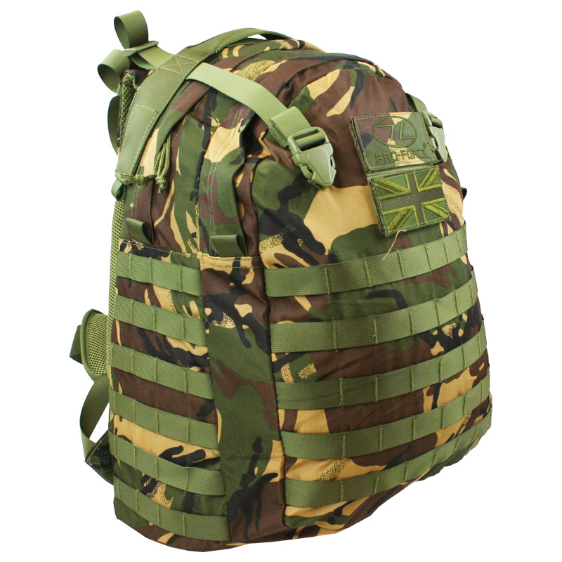 Details about TACTICAL BACKPACK COMBAT TOMAHAWK SPECIAL OPS MOLLE PACK 35L  BRITISH DPM CAMO 6528a9c402950