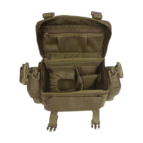 Sentinel Flyye Tactical Spe Camera Camcorder Case Shoulder Carry Bag Cordura Coyote Brown