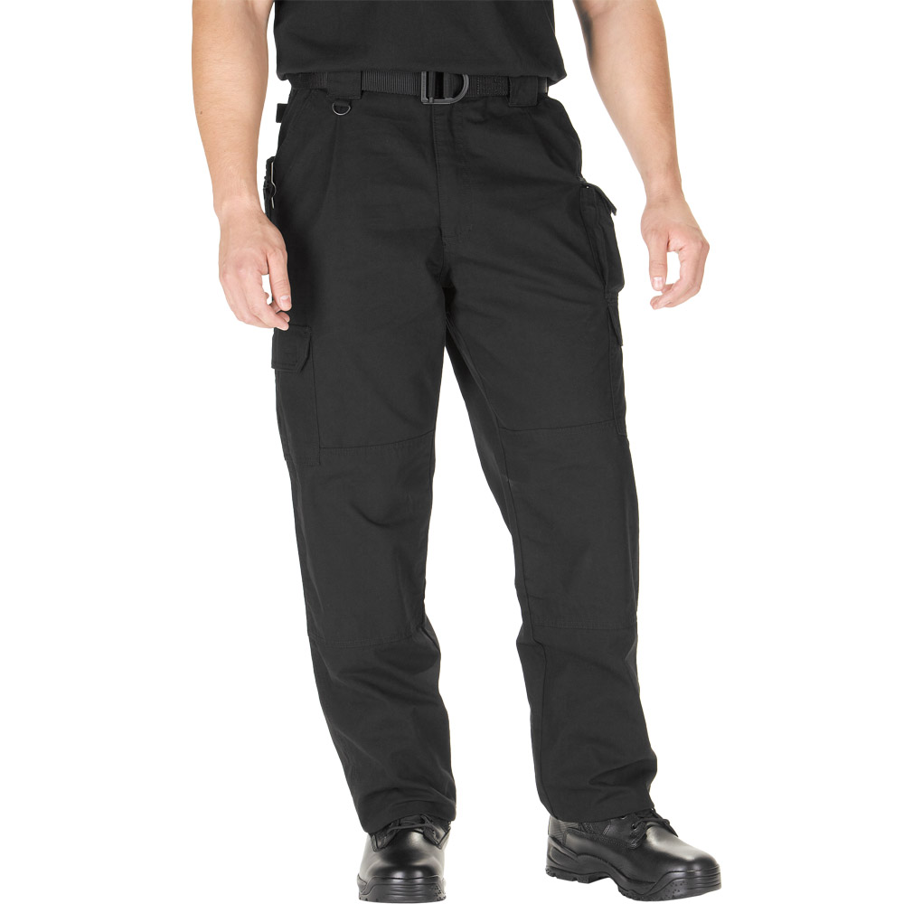 Sentinel 5.11 US TACTICAL PANTS SECURITY POLICE CARGO COMBAT MENS TROUSERS  BLACK 28-44 8ef3df3beaa