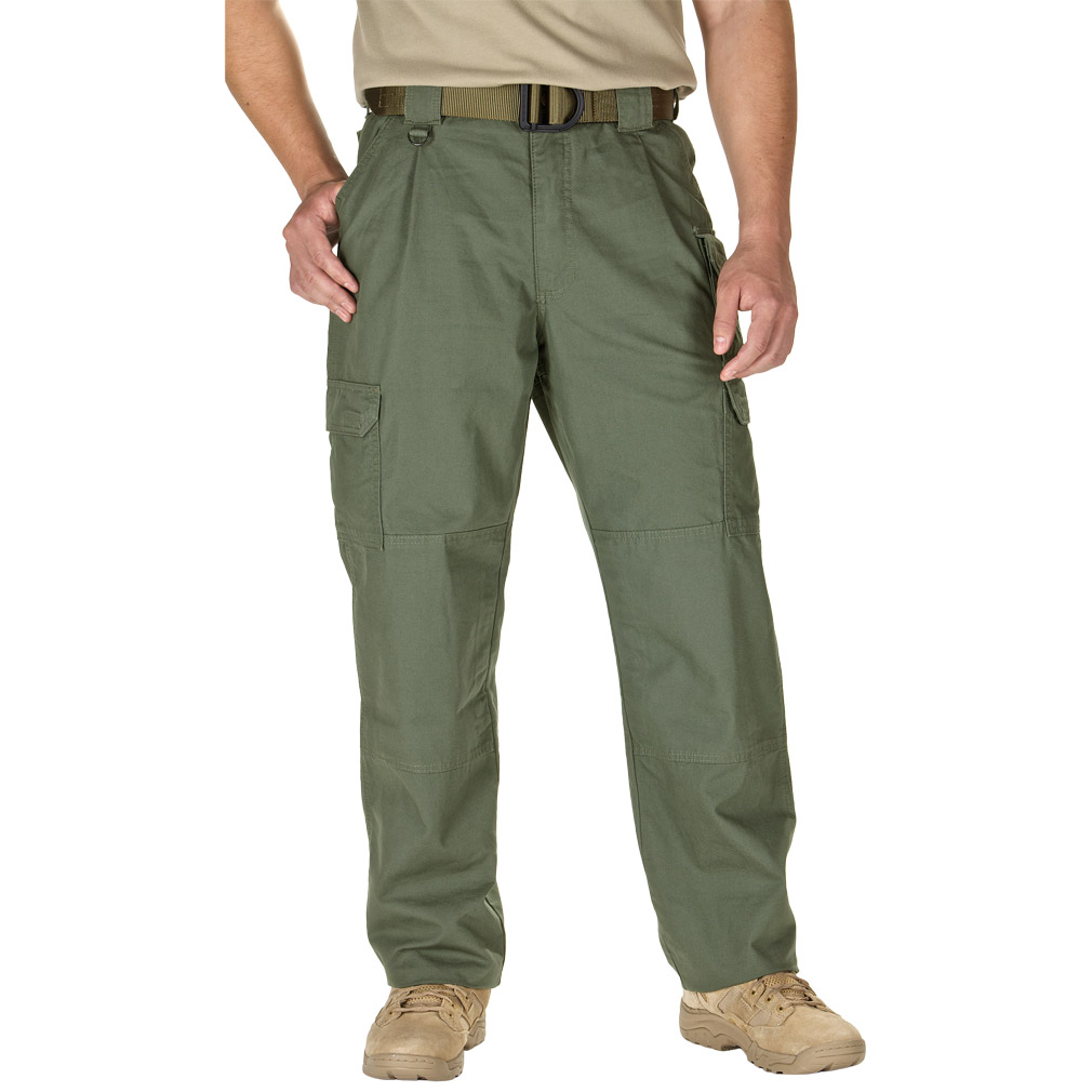 Sentinel 5.11 US TACTICAL PANTS ARMY COMBAT CARGOS MENS TROUSERS RIPSTOP OLIVE  DRAB GREEN bac24cdebad