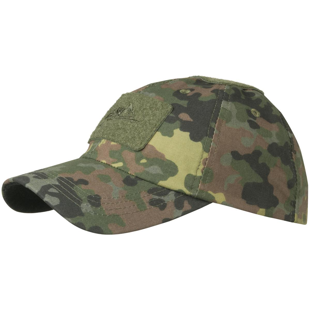 Sentinel Helikon Tactical Mens Baseball Cap Army Combat Patrol Uniform Hat  Flecktarn Camo fd48ee14008b