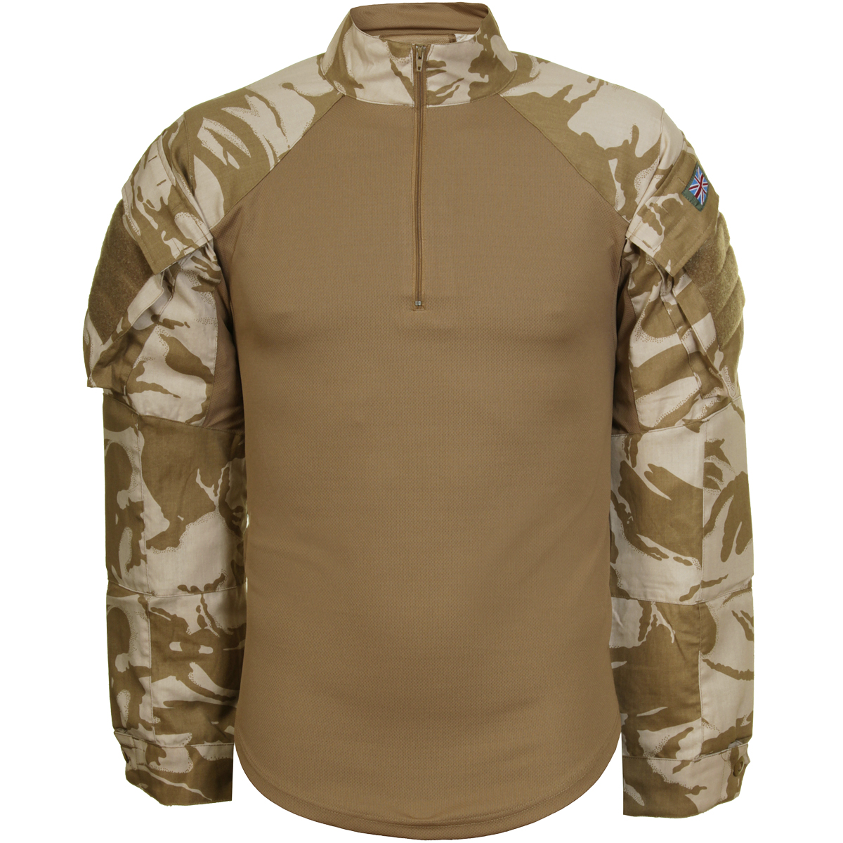 c7808ab6 Sentinel Army Tactical Combat Under Body Armour Mens Shirt British DPM  Desert Camouflage