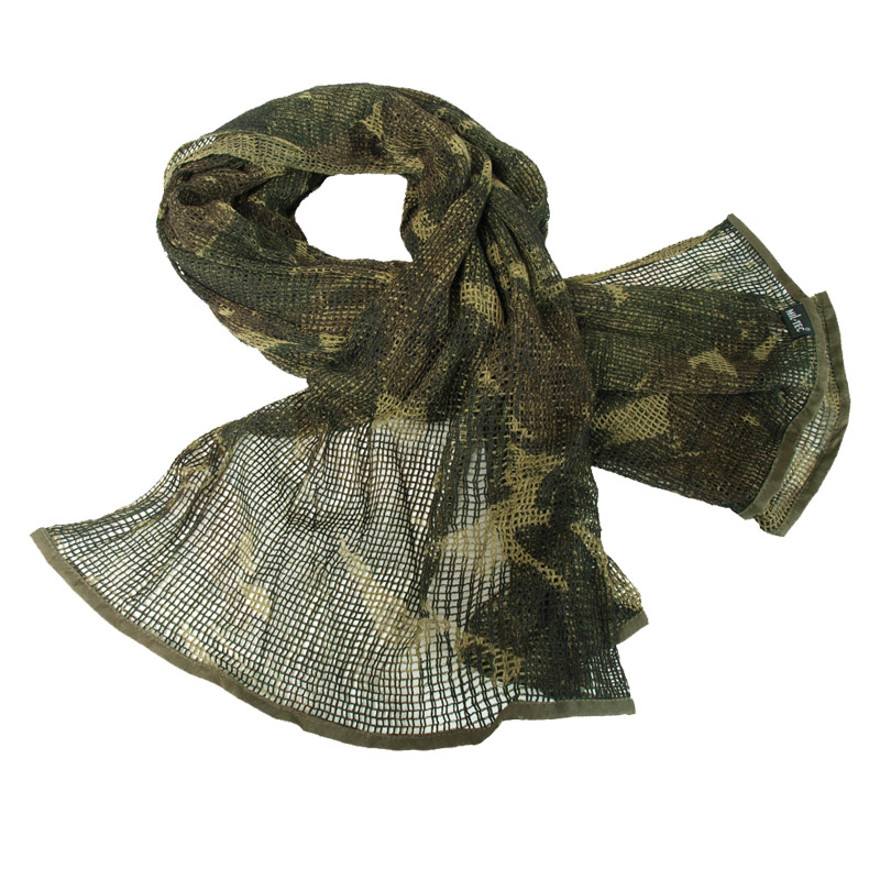 Details about Tactical Sorgo Netting Military Scrim Net Scarf Face Veil  British Army DPM Camo