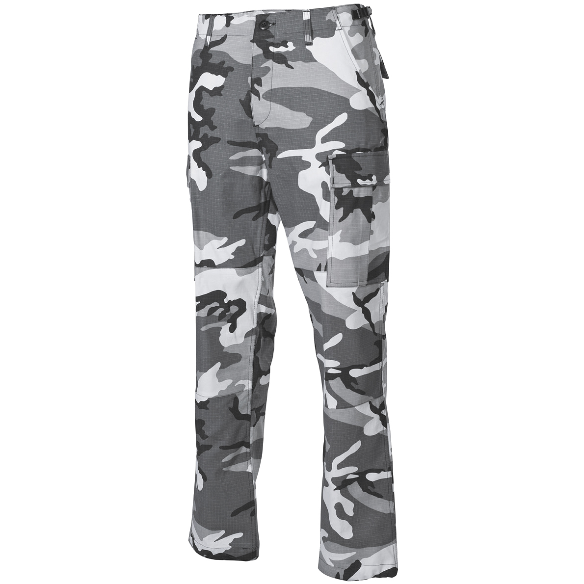 Tactical Bdu Ripstop Trousers Mens Combat Work Wear Cargo