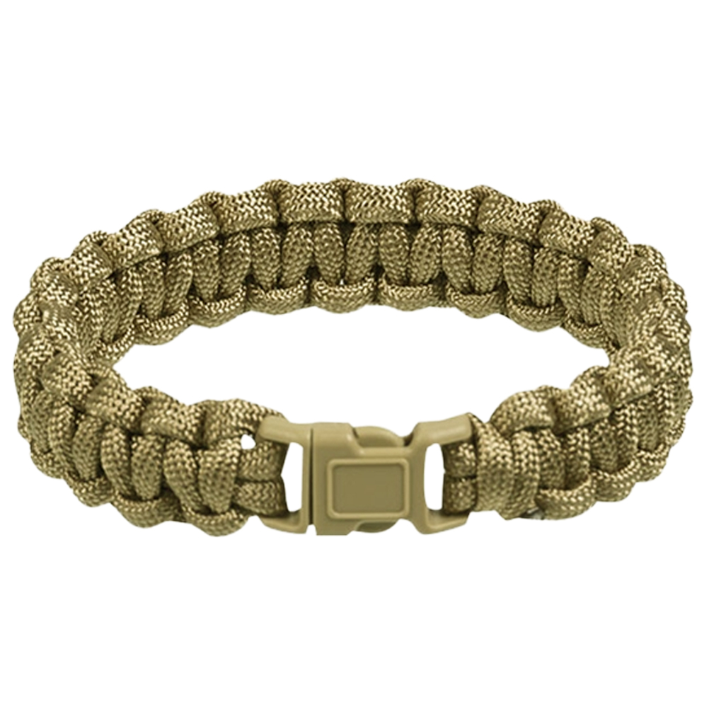 Paracord Wrist Band Tactical Bracelet Cord Hiking Emergency