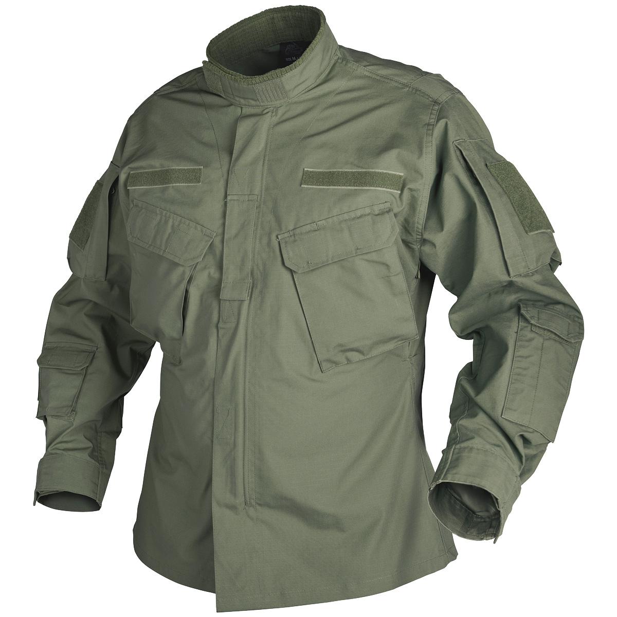 Helikon Military Tactical Shirt CPU Mens Patrol Army ...