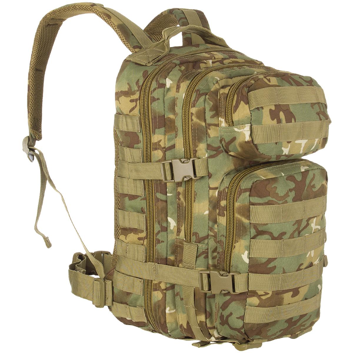 d7e815120f737 Plecak Mil-Tec US Assault Mały Arid Woodland Plecak Mil-Tec US Assault Mały  Arid Woodland