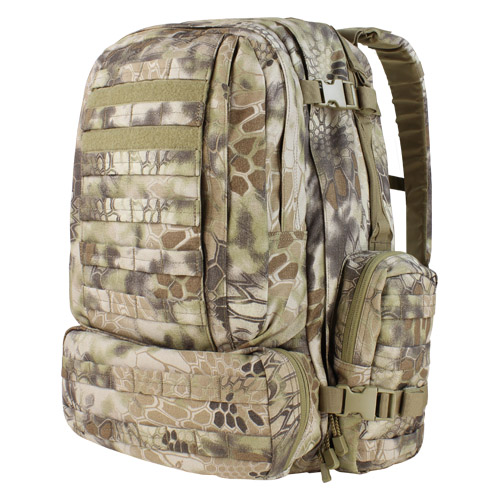 Condor 3-Day Assault Pack Kryptek Highlander | Backpacks ...