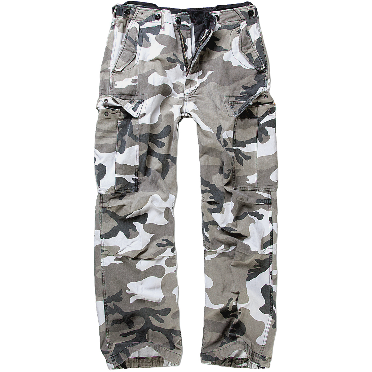 358647a521a Sentinel Brandit Vintage Mens Paintball Cargo Trousers Casual Army Work  Pants Urban Camo