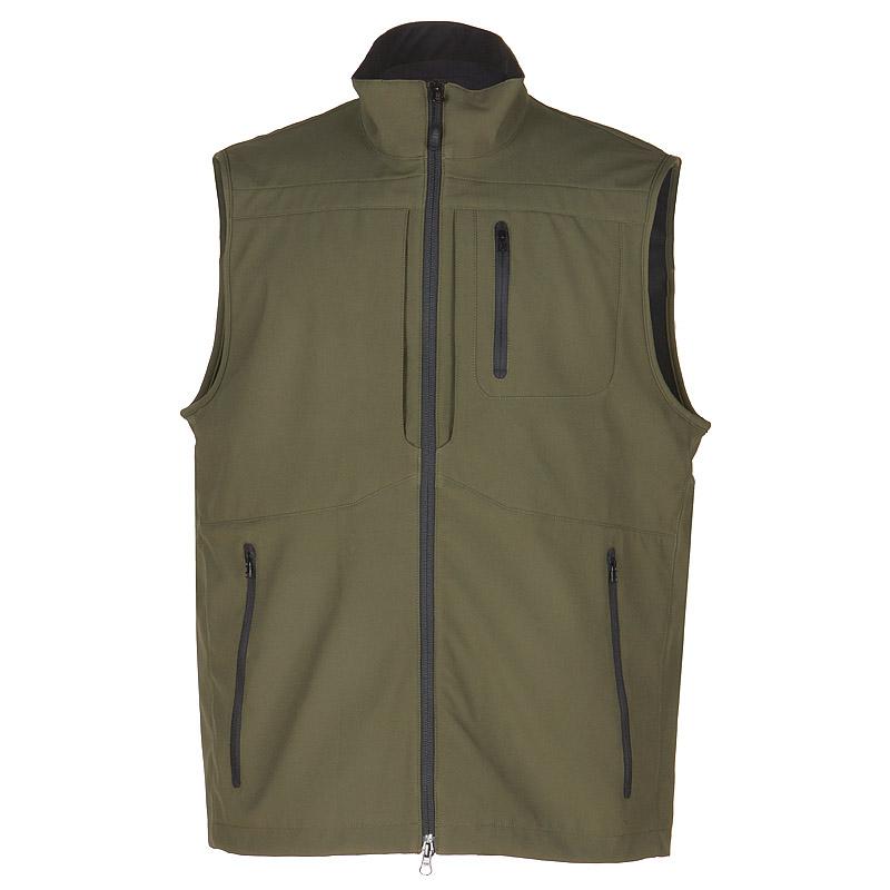 5.11 Covert Hombres Tactical Vest Bolsillos Ocultos Ocultos Ocultos Caza Senderismo Od De Musgo e14235