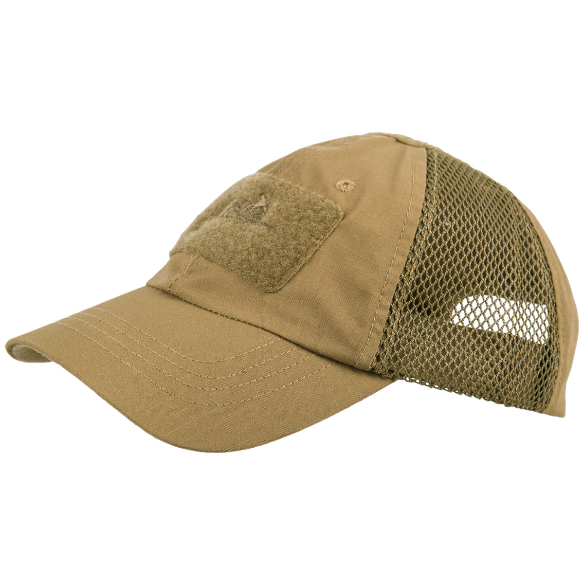de8567a4c9a Sentinel Helikon Army Tactical Mens Baseball Cap Vent Military Airsoft  Ripstop Hat Coyote