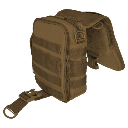 Hazard 4 Tonto Concealed Carry Mini-Messenger Shoulder Bag Travel Padded Coyote
