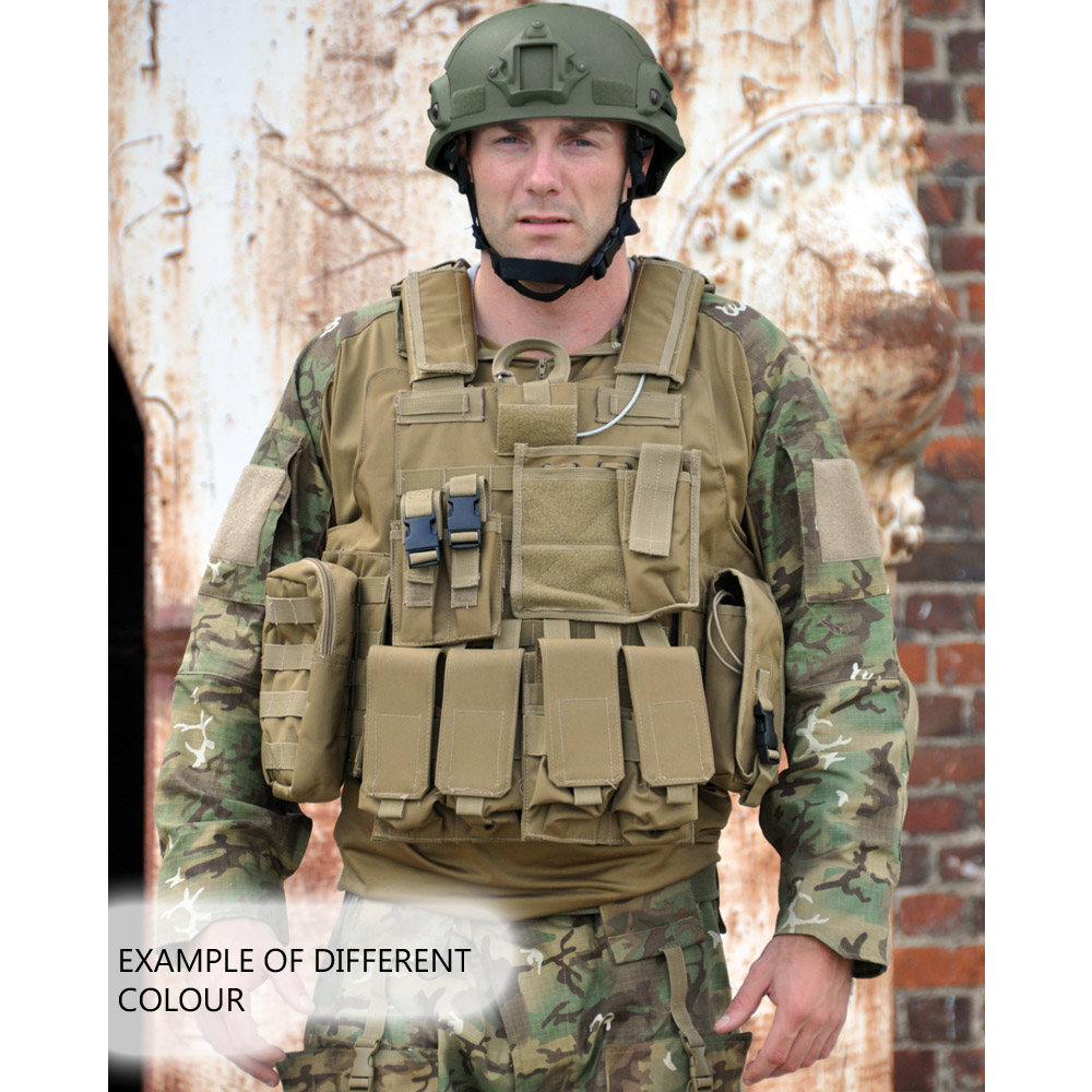 Tactical Army M Release Complete Molle Vest System Assault
