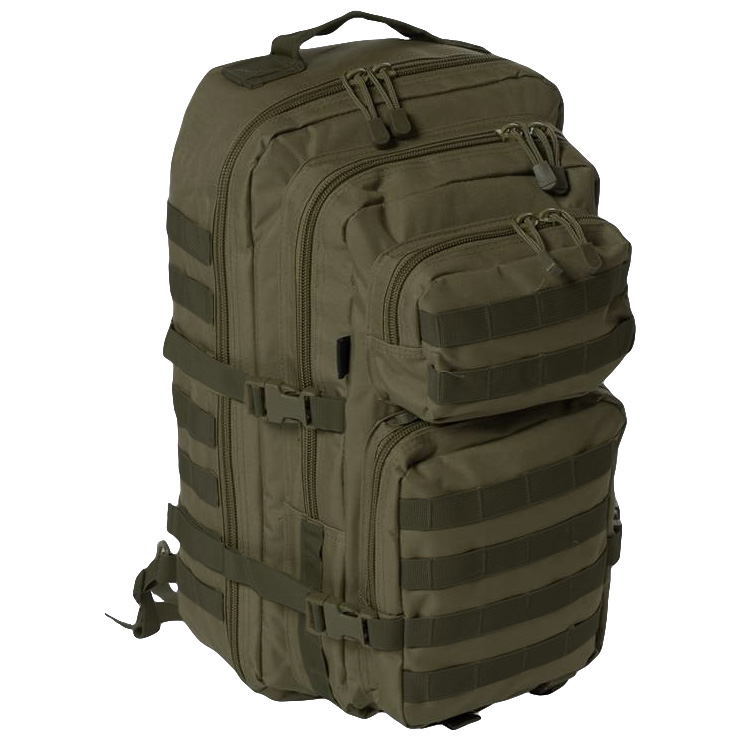 Mil-Tec One Strap Backpack US Style Assault Pack