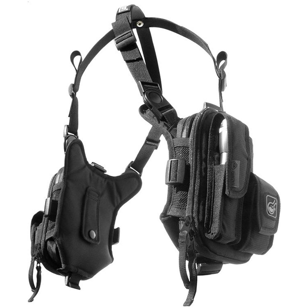 Civilian Covert RG Loader Holster Airsoft Adjustable Outdoor Shoulder Case Black