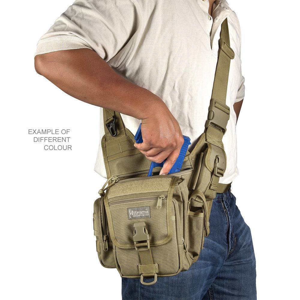 MAXPEDITION TACTICAL FATBOY VERSIPACK MOLLE SLING SHOULDER EDC BAG ...