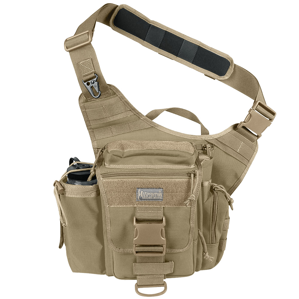 Maxpedition US Army Style Jumbo Versipack Outdoor Shoulder MOLLE ...