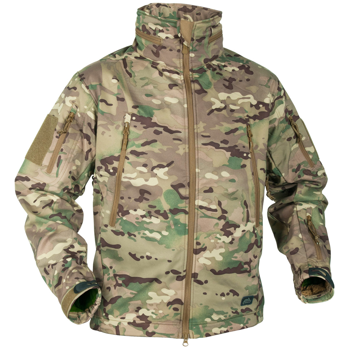 Helikon Mens Gunfighter Shark Skin Softshell Tactical Jacket Security Army Military