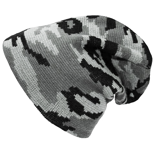 8c3bfd79c55 Sentinel MFH Mens Cold Weather Knitted Beanie Hat Warm Acrylic Winter Cap  Army Urban Camo