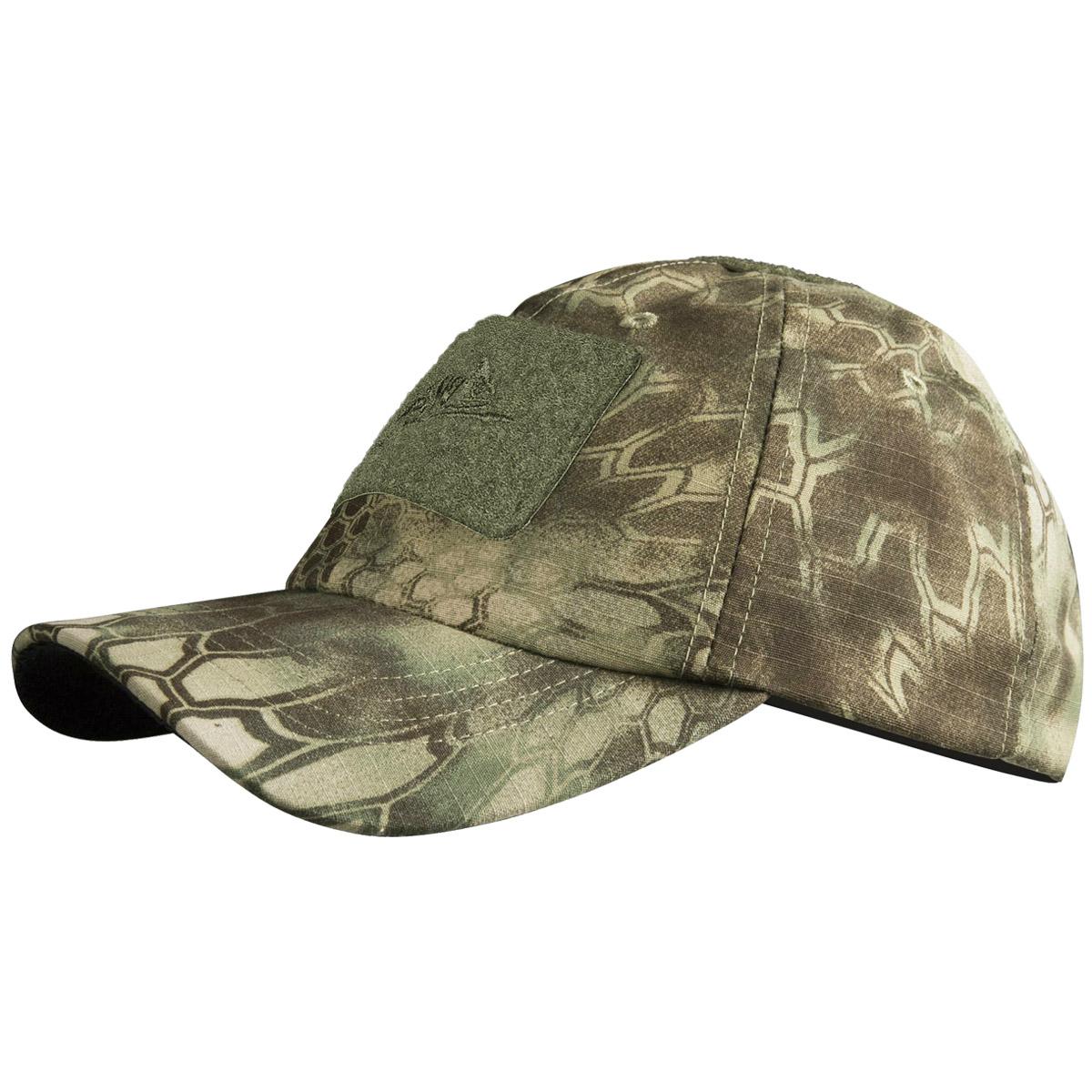 af60cbcb1c8 Details about Helikon Tactical Baseball Cap Military Combat Uniform Hat  Kryptek Mandrake Camo