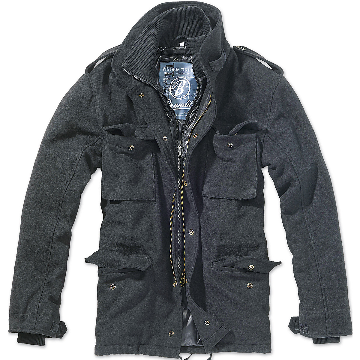 Our mens barn coat is a fleece lined field jacket made of triple brushed cotton that is durable enough for rugged chores but soft enough to drape nicely.5/5(5).