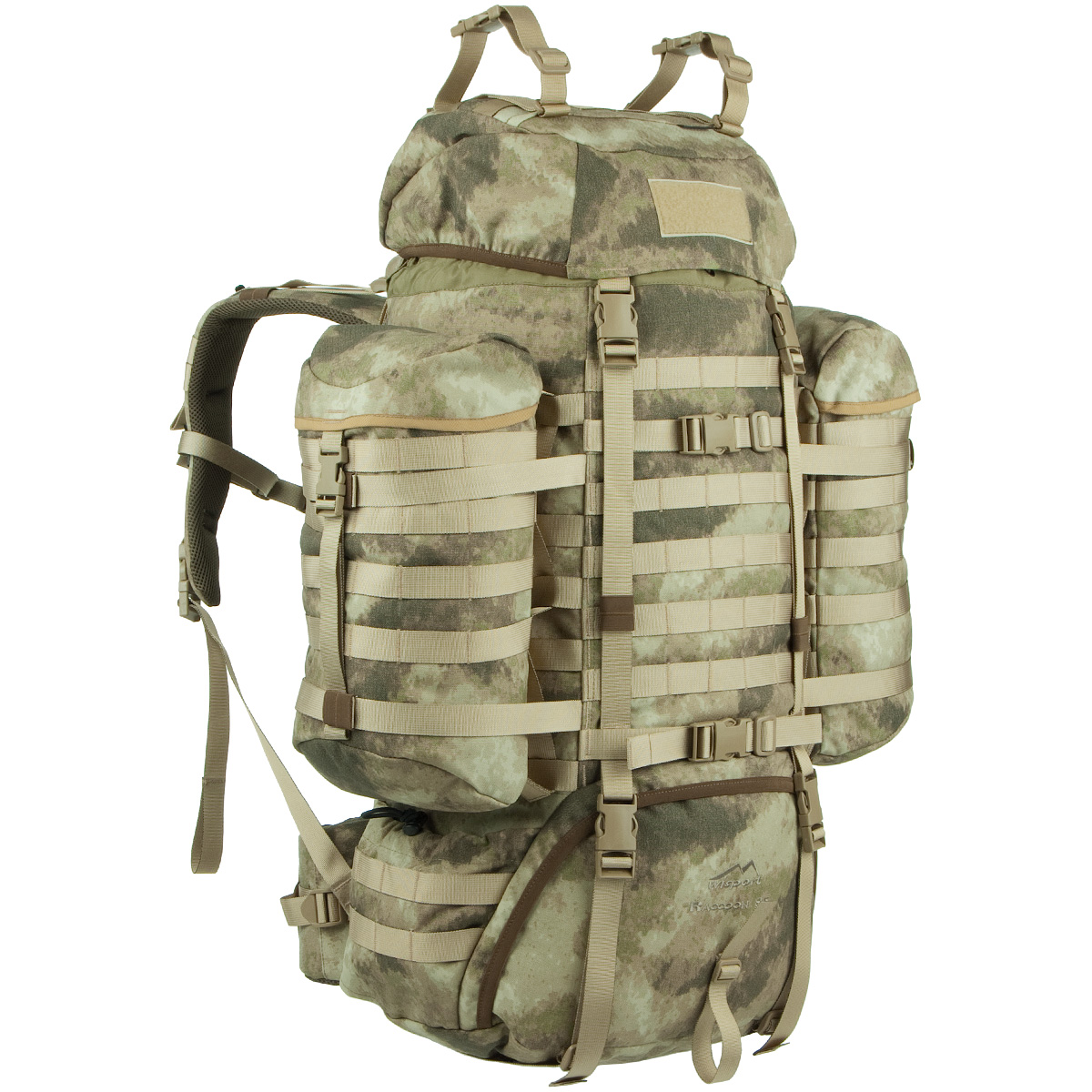 Wisport 85l Raccoon Backpack Tactical Hiking Hydration
