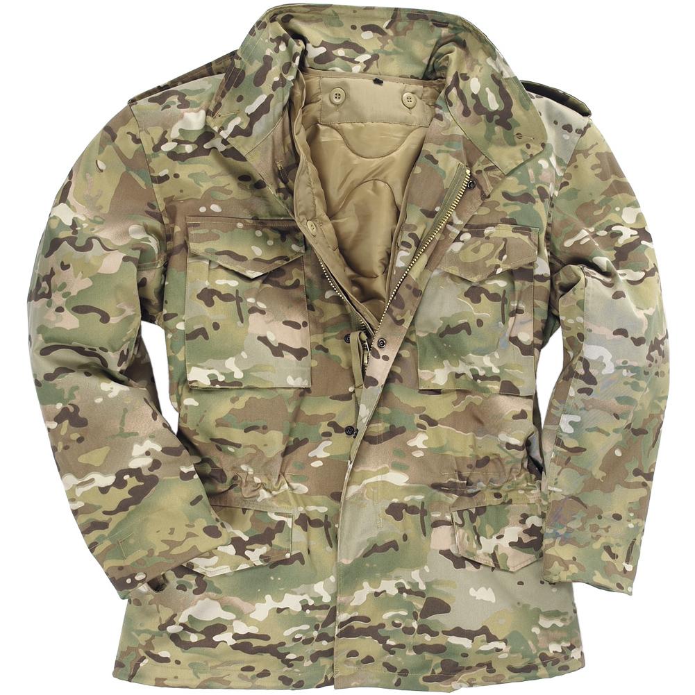 Giacca esercito americano Mil-Tec M65