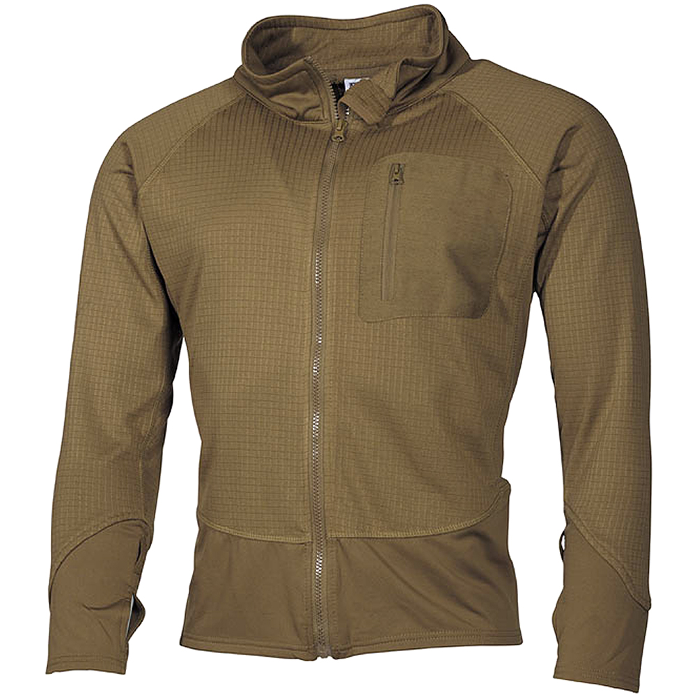 mfh tactical  Mfh Us Military Tactical Soft Shell Jacket Fast Drying Base Layer ...