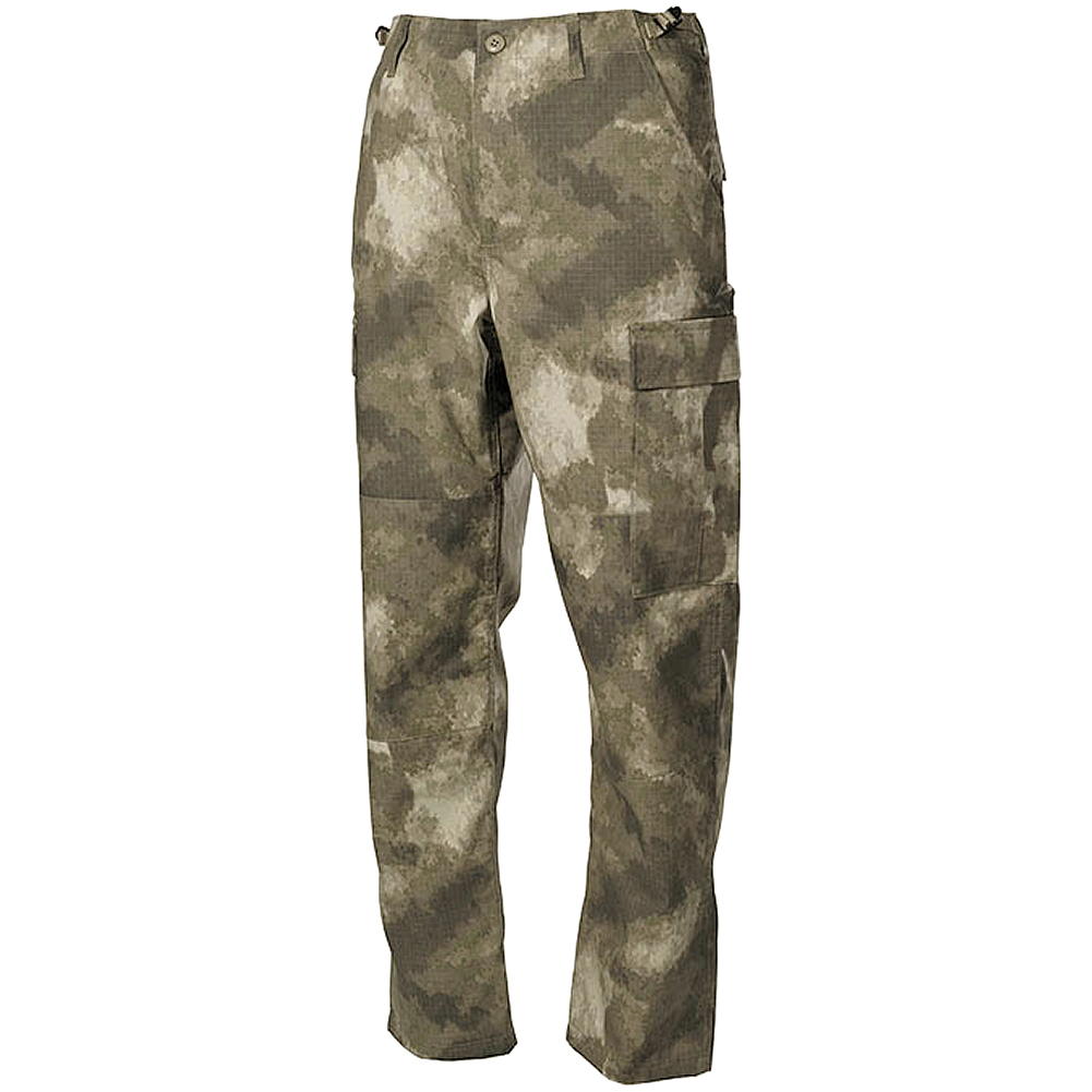 mfh bdu  MFH Tactical Military BDU Trousers Mens Airsoft Hunting Cargo Pants ...