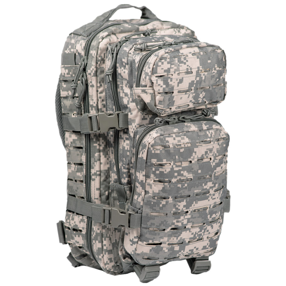 4f7d93e89e405 Sentinel US Assault Day Pack MOLLE Backpack Tactical Combat Rucksack 20L  ACU Digital Camo