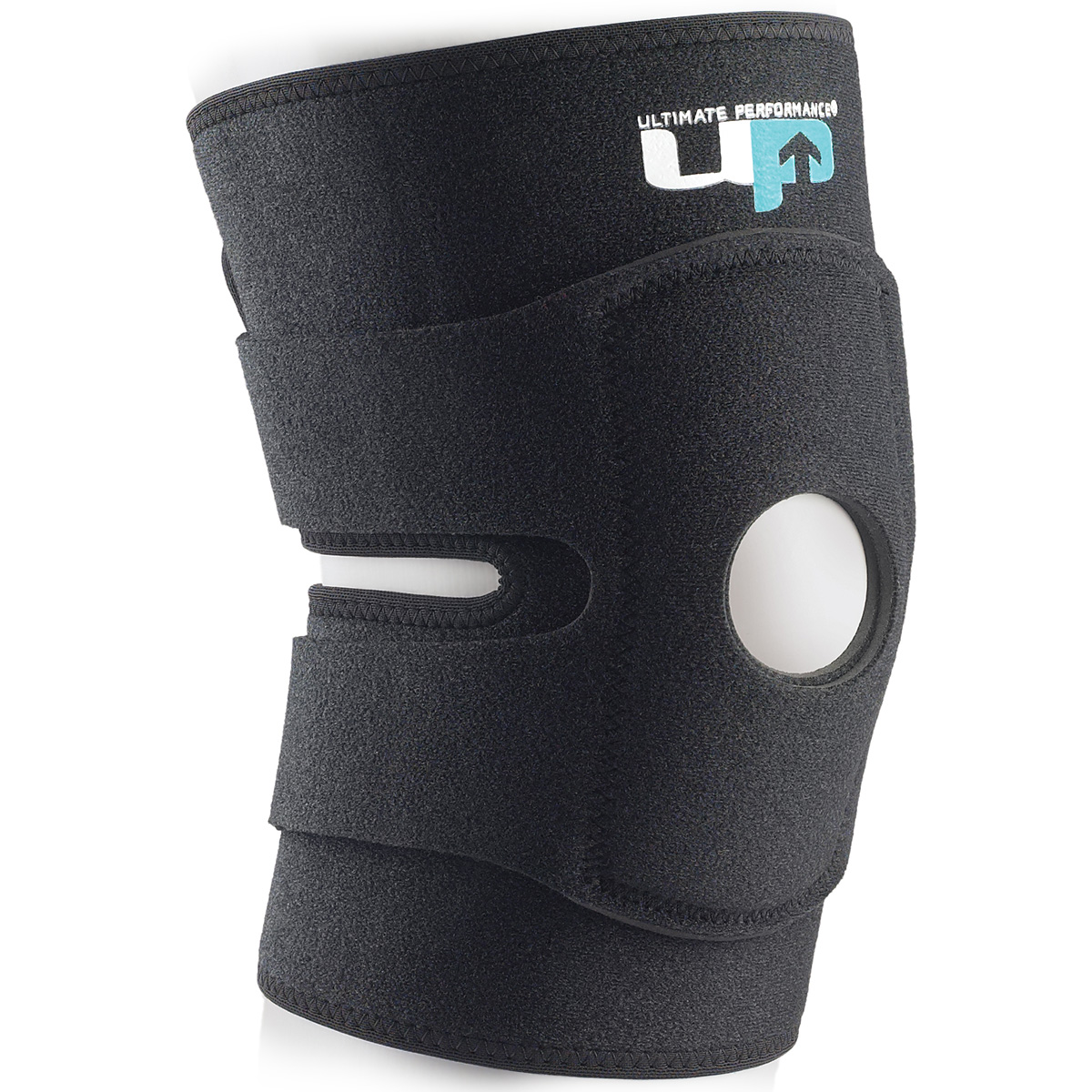 f478088297 Details about ULTIMATE PERFORMANCE NEOPRENE SPORT KNEE SUPPORT ADJUSTABLE  WRAP-AROUND SLEEVE