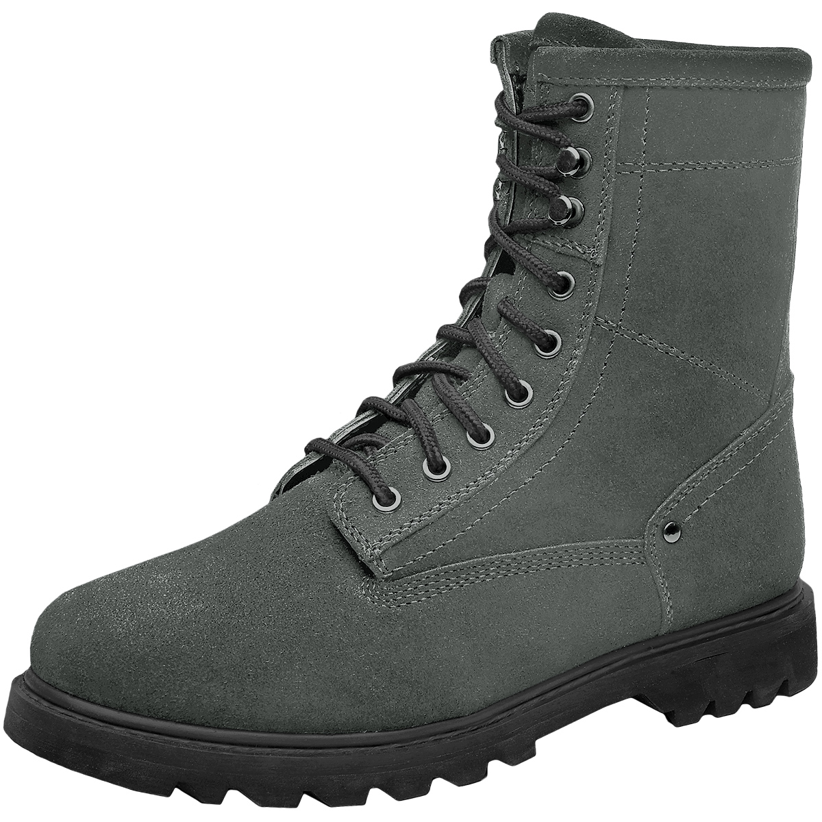 Sentinel Brandit Gladstone Mens Leather Vintage Boots Warm Hiking Footwear  Anthracite e456933e1c