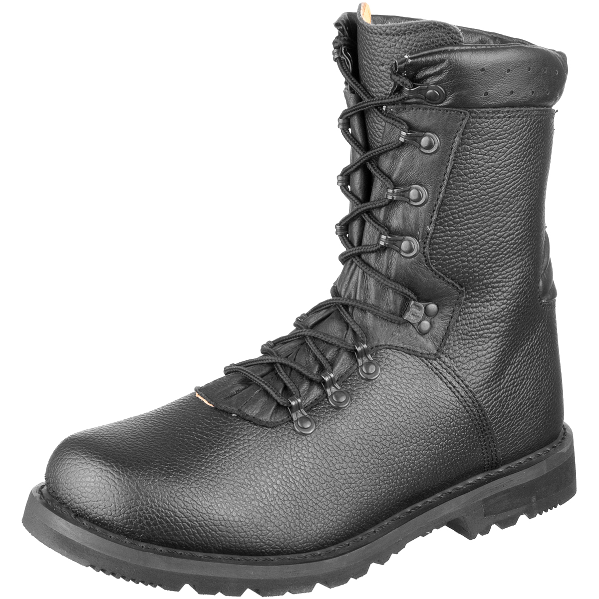 Brandit Bw German Army Combat Boots Model 2000 Leather