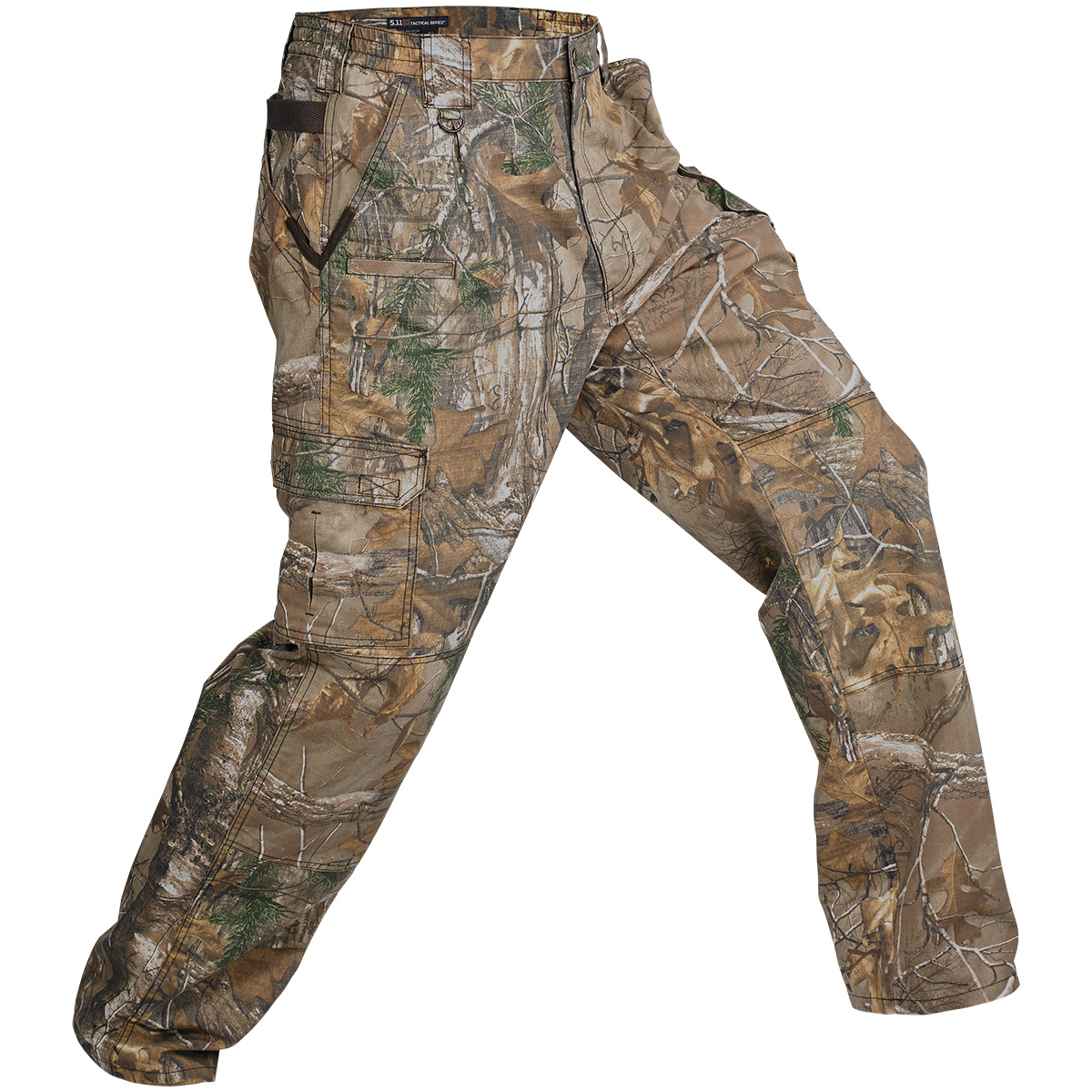 83c4510006a3d Sentinel 5.11 Mens Taclite Pro Military Combat Trousers Hunting Cargo Pants  RealTree Xtra