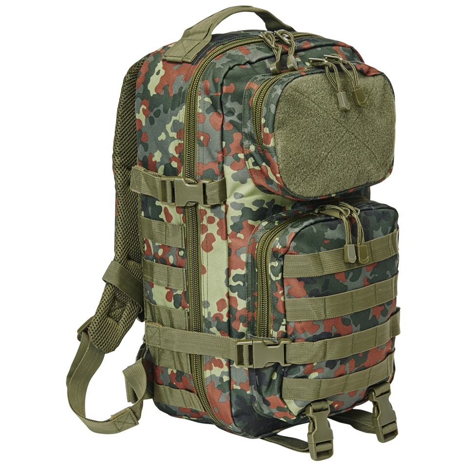 Brandit Us Cooper Patch Combat Backpack 25L Waterproof Day Pack ...