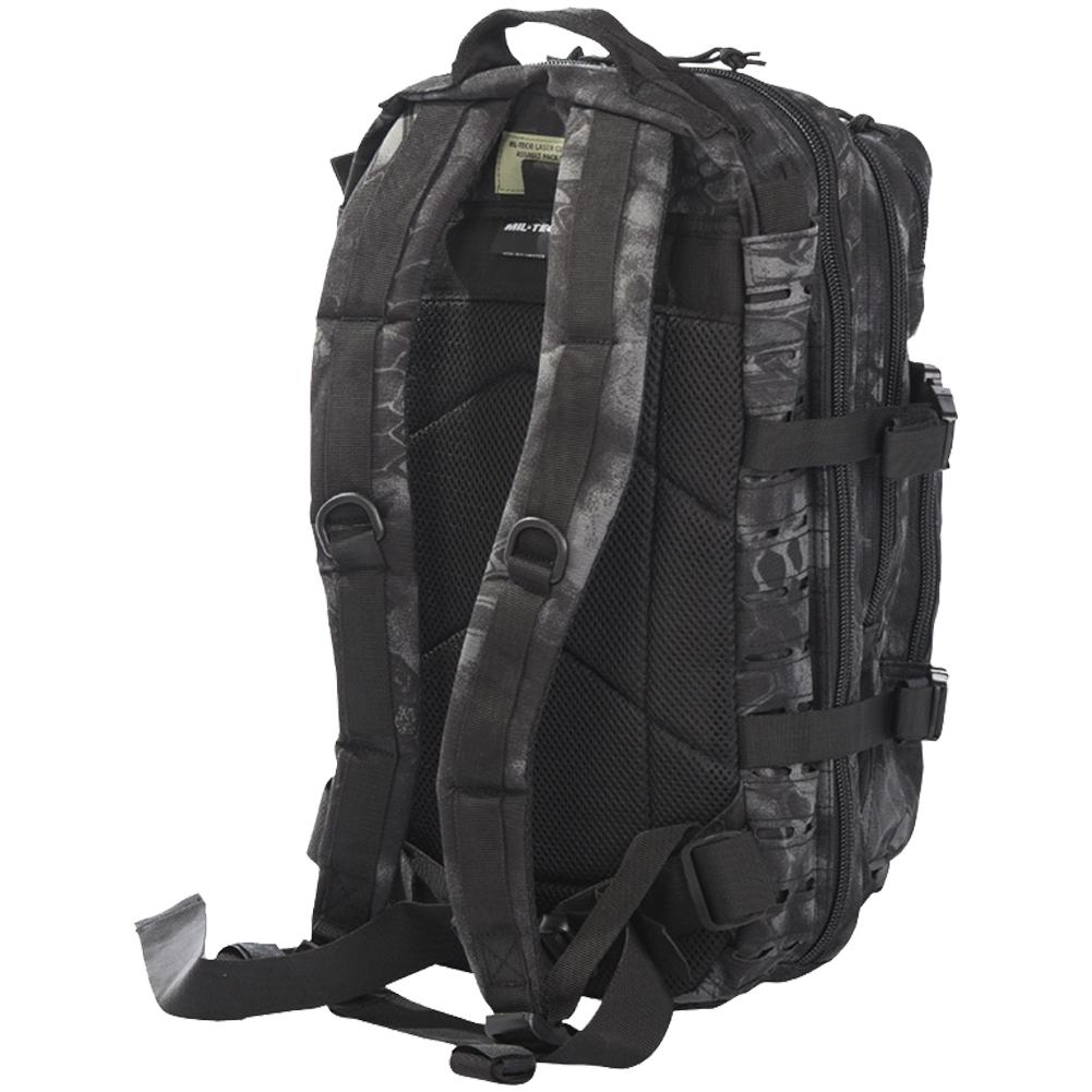 Mil-Tec Rucksack US Assault Pack large 36L Mandra night