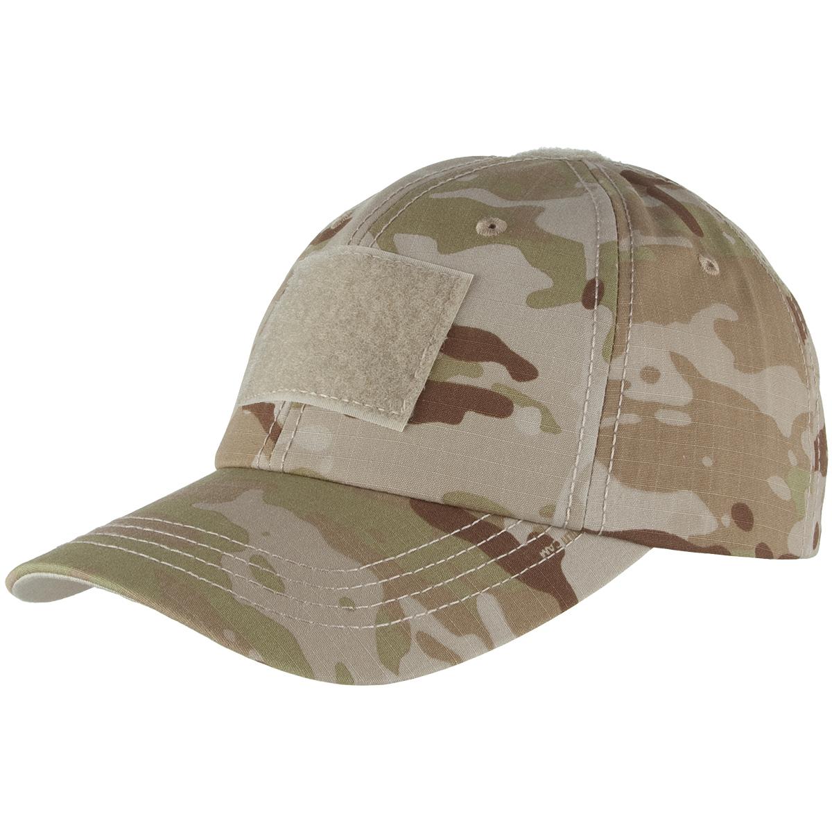 Sentinel Condor Tactical Army Baseball Cap Patrol Hat Ripstop Headwear  MultiCam Arid Camo 96ea3fb67ee8