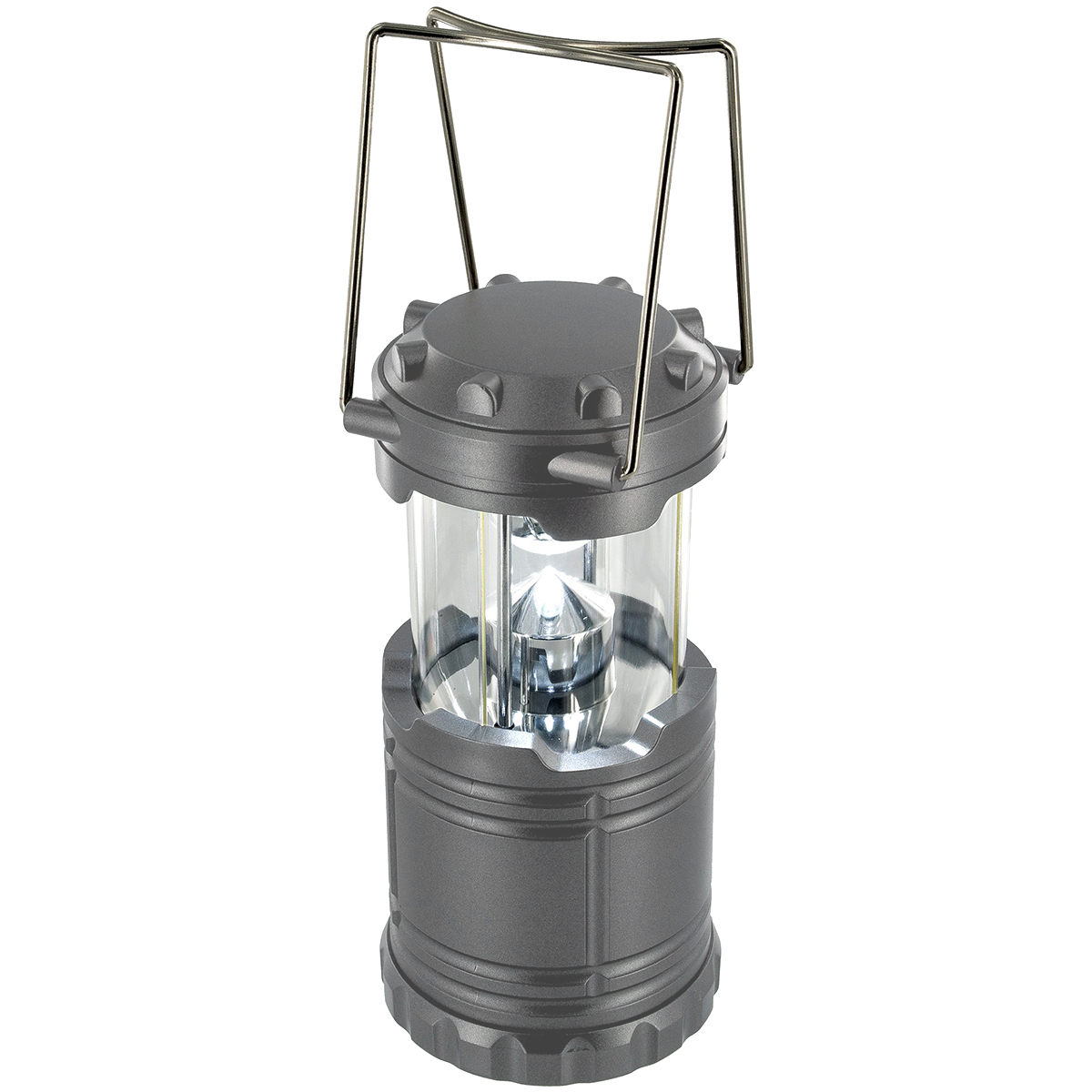Sentinel HIGHLANDER COMPACT BRIGHT 7 LED COLLAPSIBLE LANTERN PORTABLE CAMPING TENT LIGHT  sc 1 st  eBay & HIGHLANDER COMPACT BRIGHT 7 LED COLLAPSIBLE LANTERN PORTABLE ...