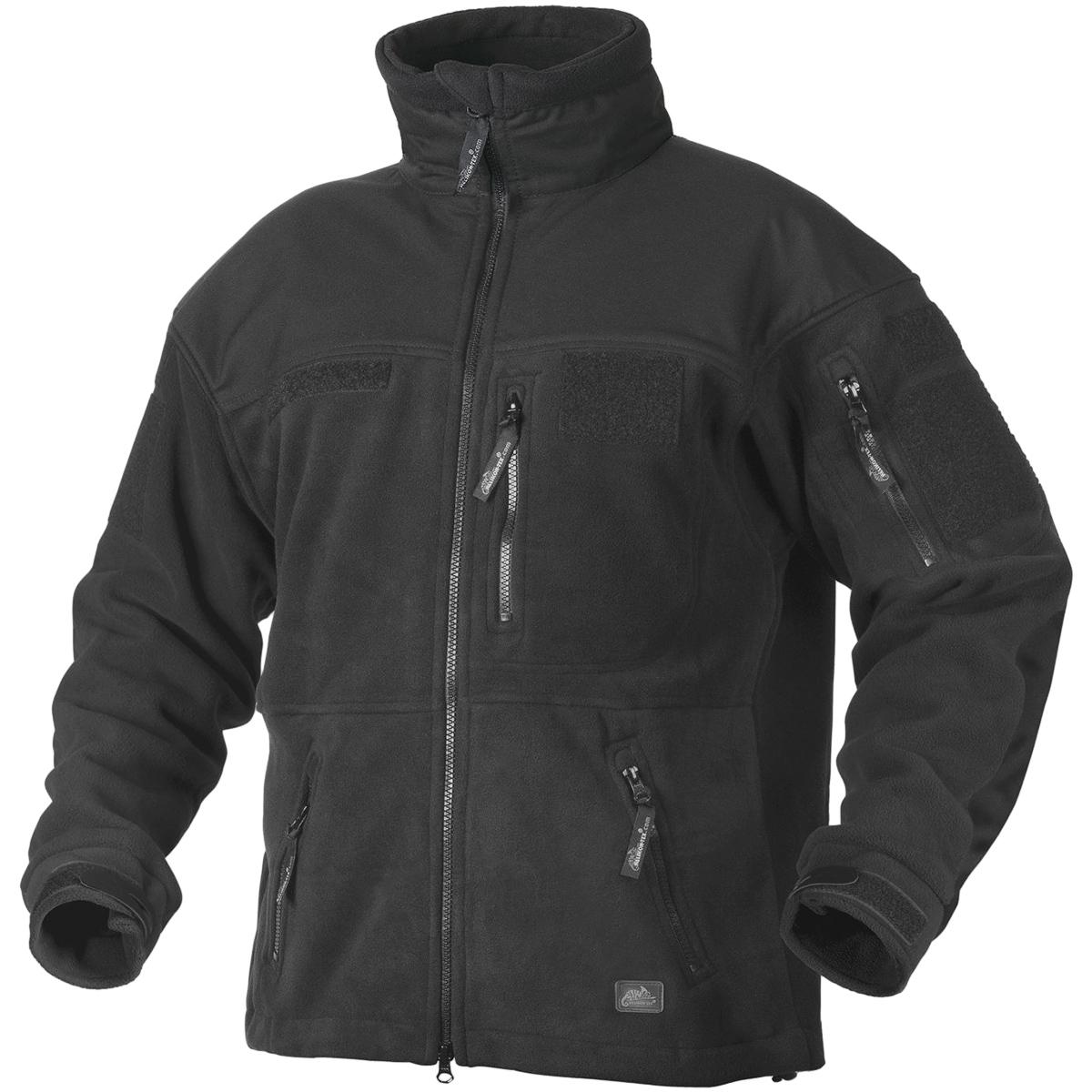 taktische fleece jacke