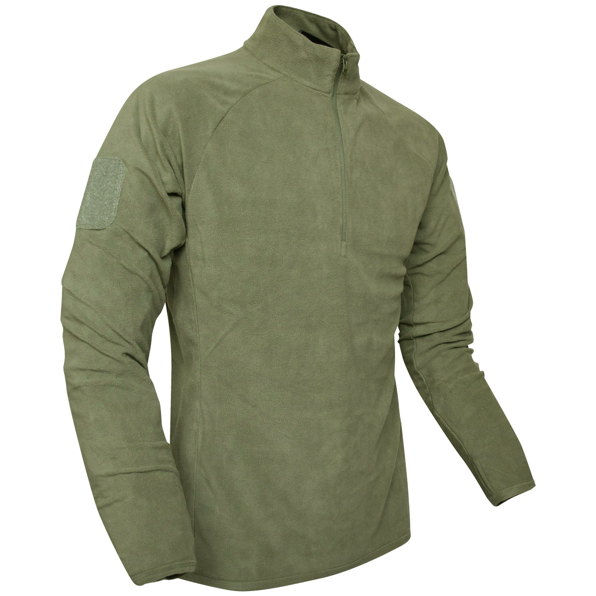 Viper Tactical Army Cadet Mens Elite Mid-Layer Fleece Camping Hiking Olive Green