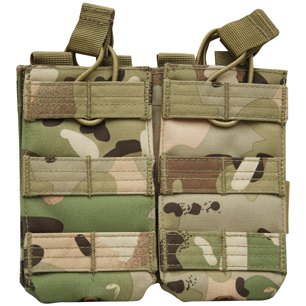 Viper Tactical Military Quick Release Double Mag Ammo Pouch Airsoft MOLLE Black