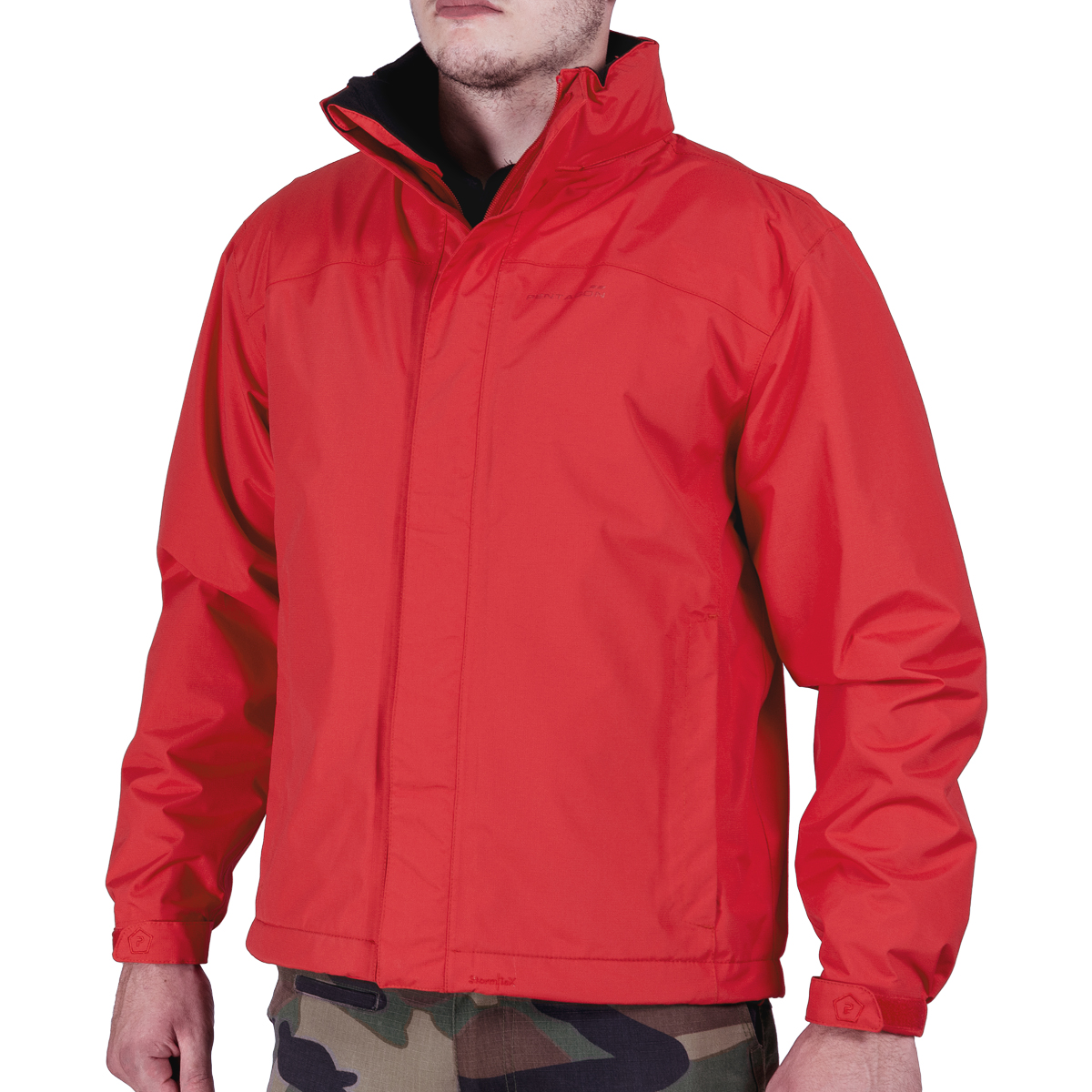 Pentagon Atlantic Plus Rain Jacket Warm Mens Skiing Fleece Nylon ...