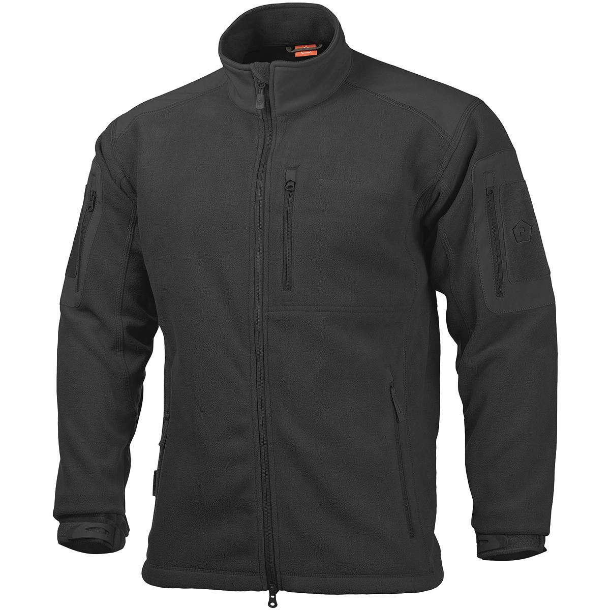 About 2 0 Security Jacket Mens Black Coat Fleece Details Perseus Army Tactical Pentagon Double IEH9W2YD