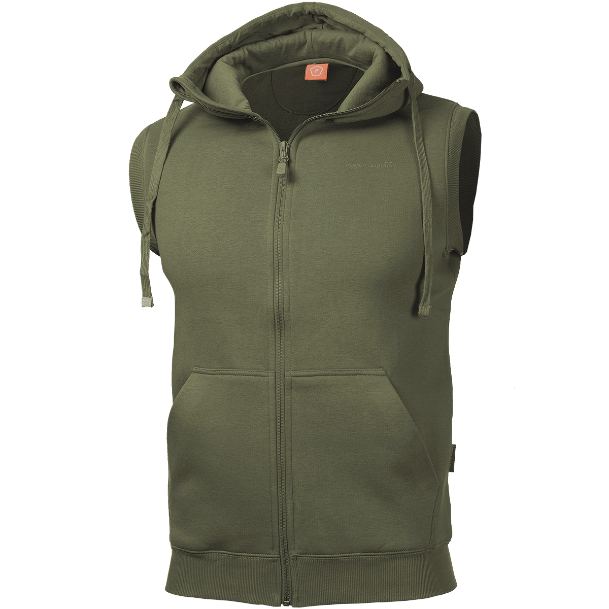 Pentagon Thespis Sweater Vest Hooded Jumper Sleeveless Mens Jacket ...