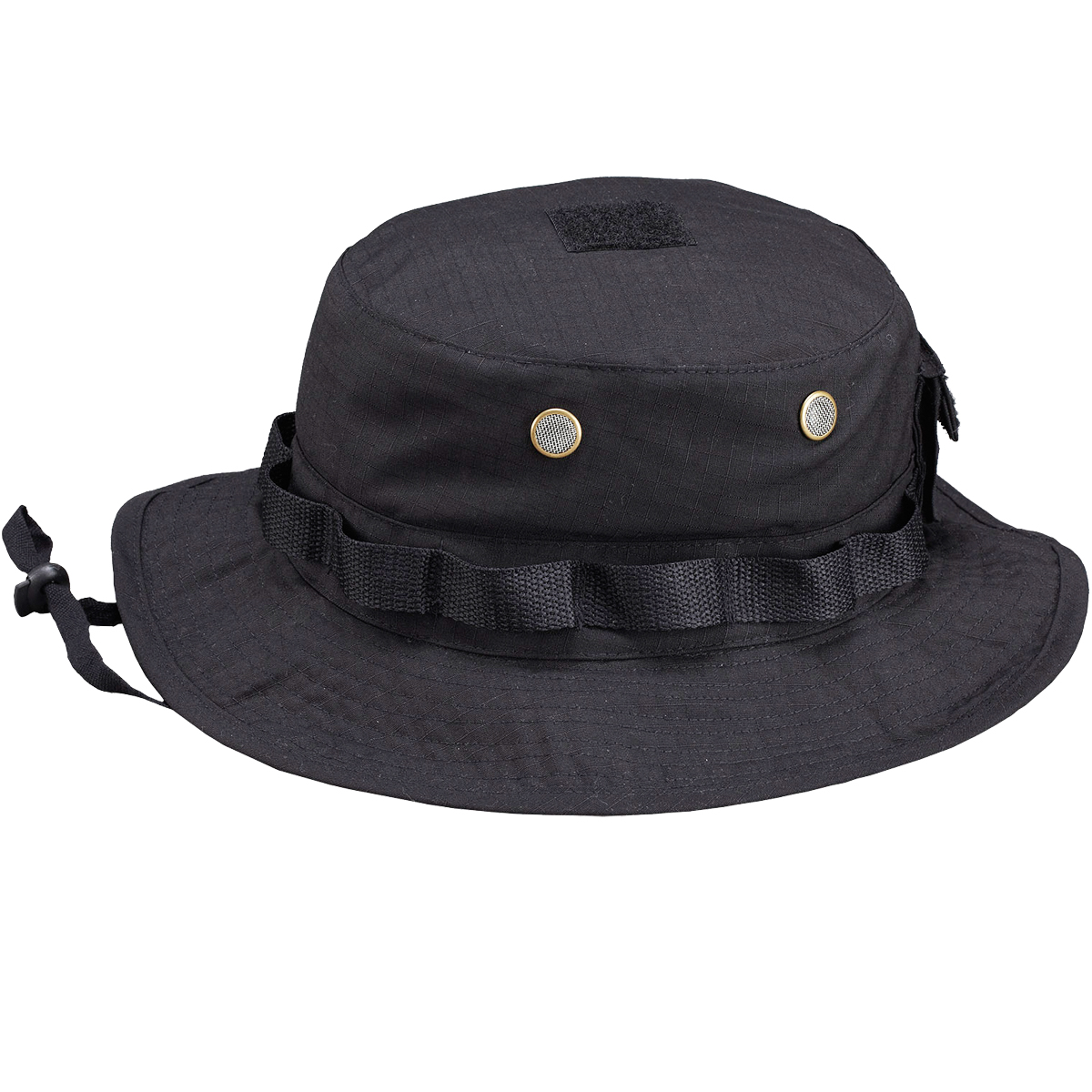 Details about Pentagon Jungle Hat Boonie Army Security Tactical Police  Ripstop Headwear Black 28b0e9651c9